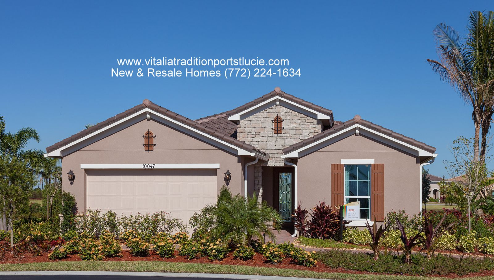 Vitalia Tradition Port St Lucie Homes