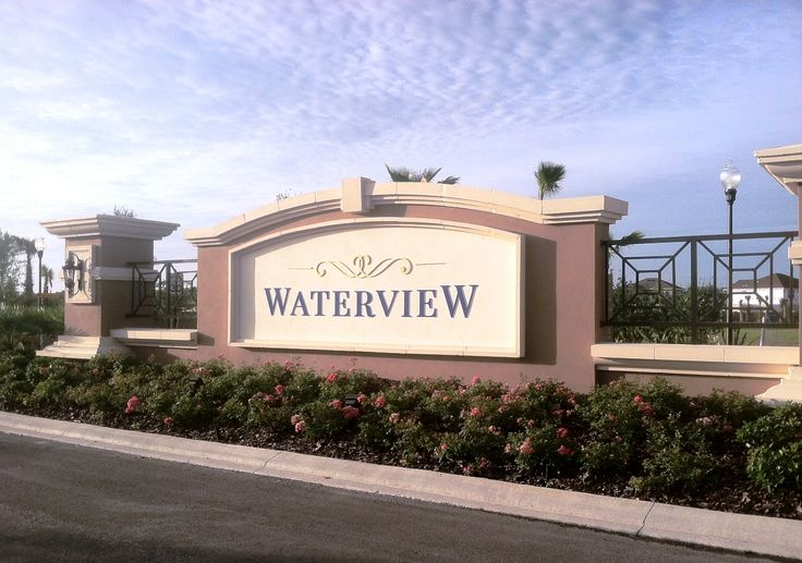 WATERVIEW FLORIDA AVA HOMES COMMUNITY